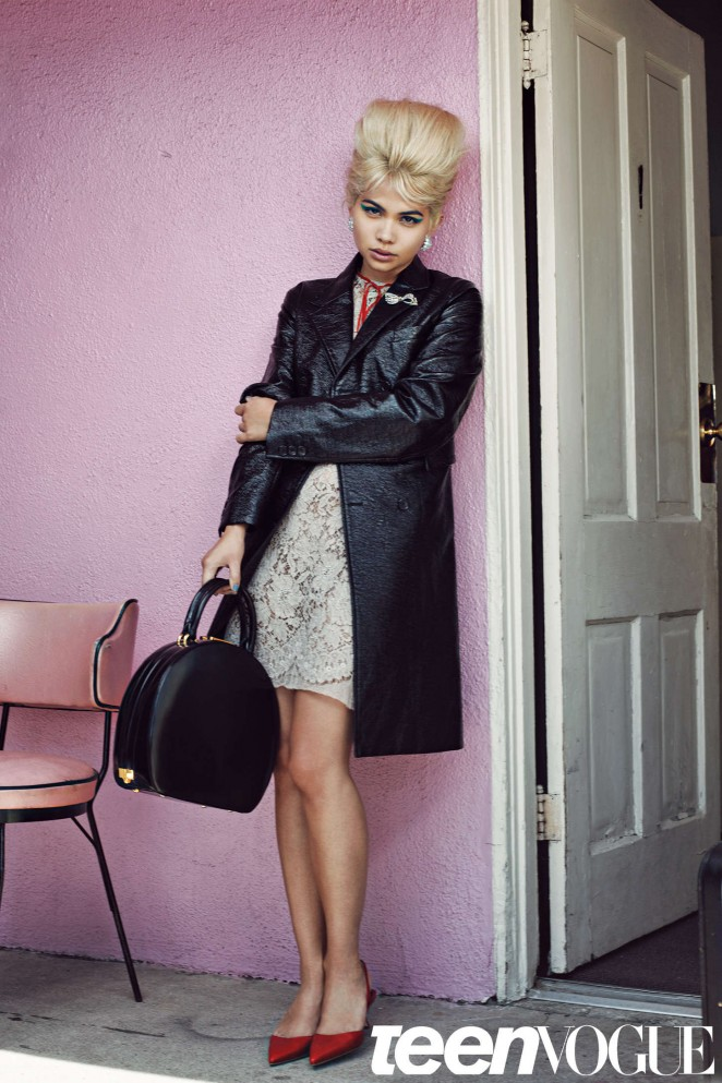 Hayley Kiyoko - Teen Vogue Young Hollywood (September 2015)