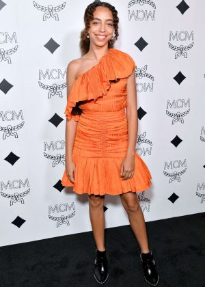 Hayley Law - Neiman Marcus Hudson Yards Party in New York
