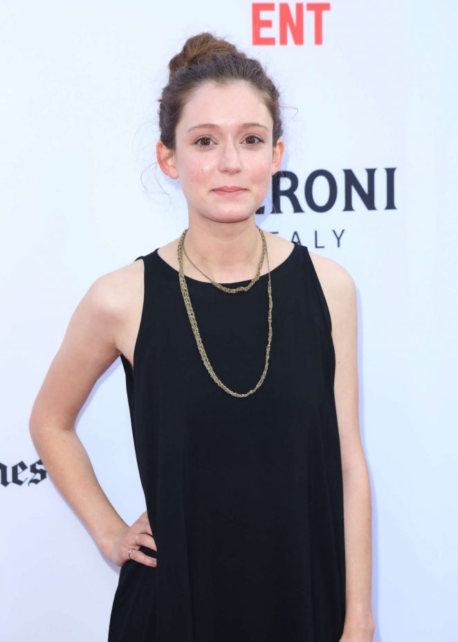 Hayley McFarland – 'The Conjuring 2' Premiere at 2016 Los Angeles Film Festival in LA