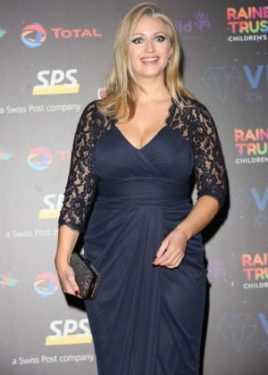 Hayley McQueen - An Evening With The Stars in London