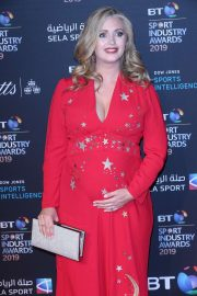 Hayley McQueen - BT Sport Industry Awards 2019 in London