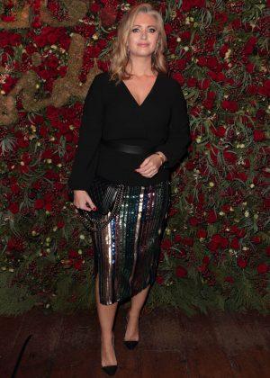 Hayley McQueen - ES Insider Launch Party in London
