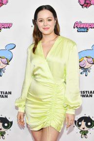Hayley Orrantia - Christian Cowan x The Powerpuff Girls Runway Show in Hollywood