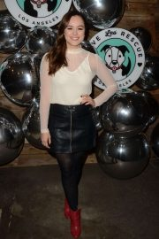 Hayley Orrantia - Love Leo Rescue's 2nd Annual Cocktails For A Cause in Los Angeles