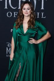 Hayley Orrantia - 'Maleficent: Mistress of Evil' Premiere in Los Angeles