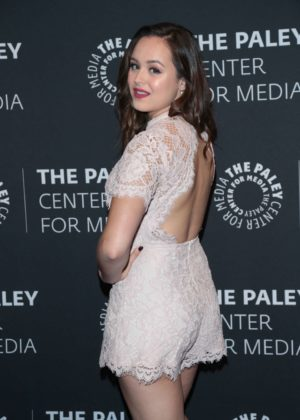Hayley Orrantia - 'The Goldbergs' 100th Episode Celebration at Paley Center in Beverly Hills