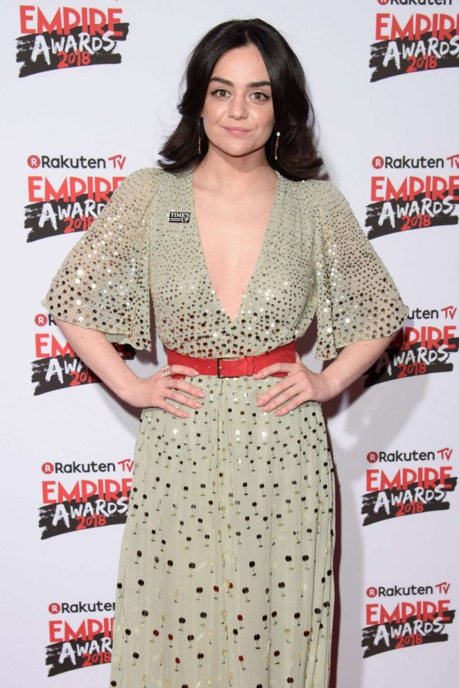 Hayley Squires - 2018 Empire Film Awards in London