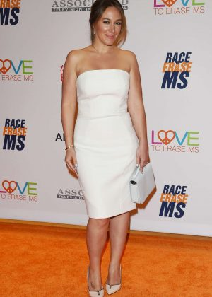 Haylie Duff - 24th Annual Race To Erase MS Gala in Los Angeles