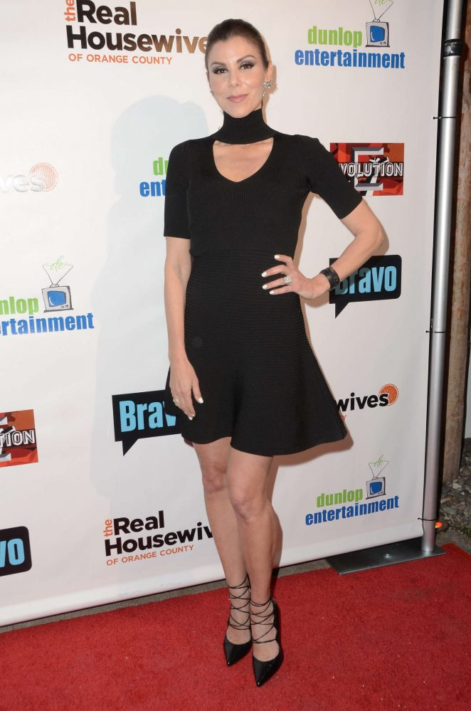 Heather Dubrow - 'The Real Housewives of Orange County' Season 11 Premiere in LA