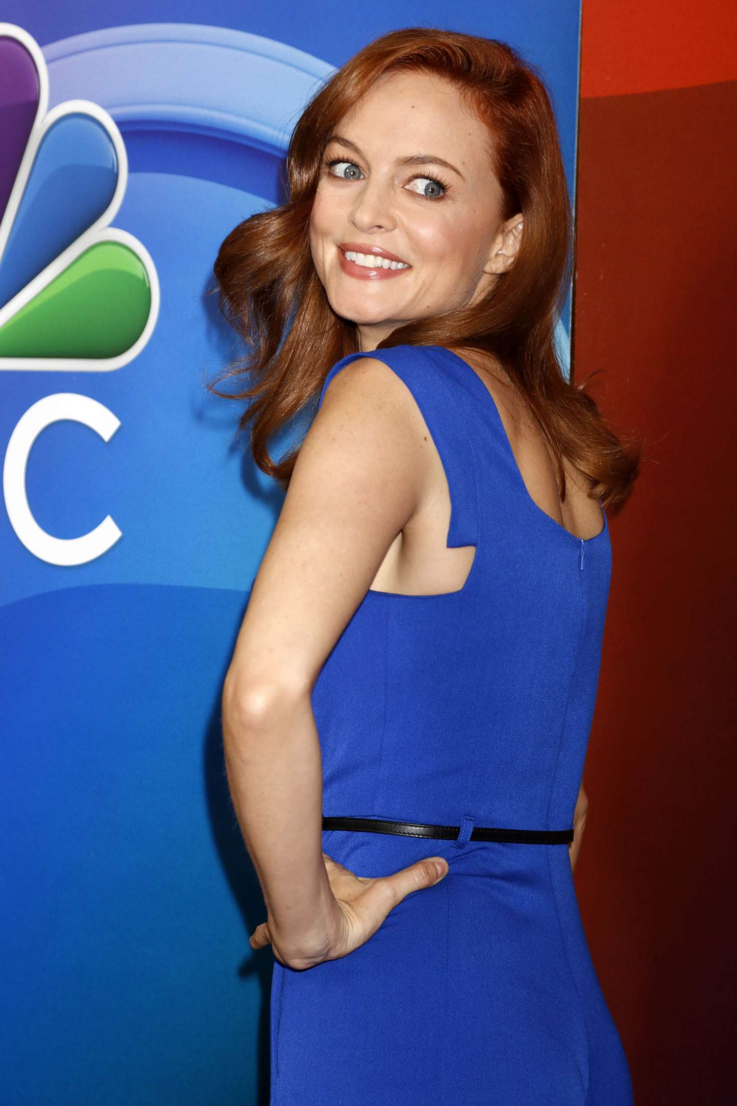 Heather Graham 2017 : Heather Graham: 2017 NBC Summer TCA Press Tour -05