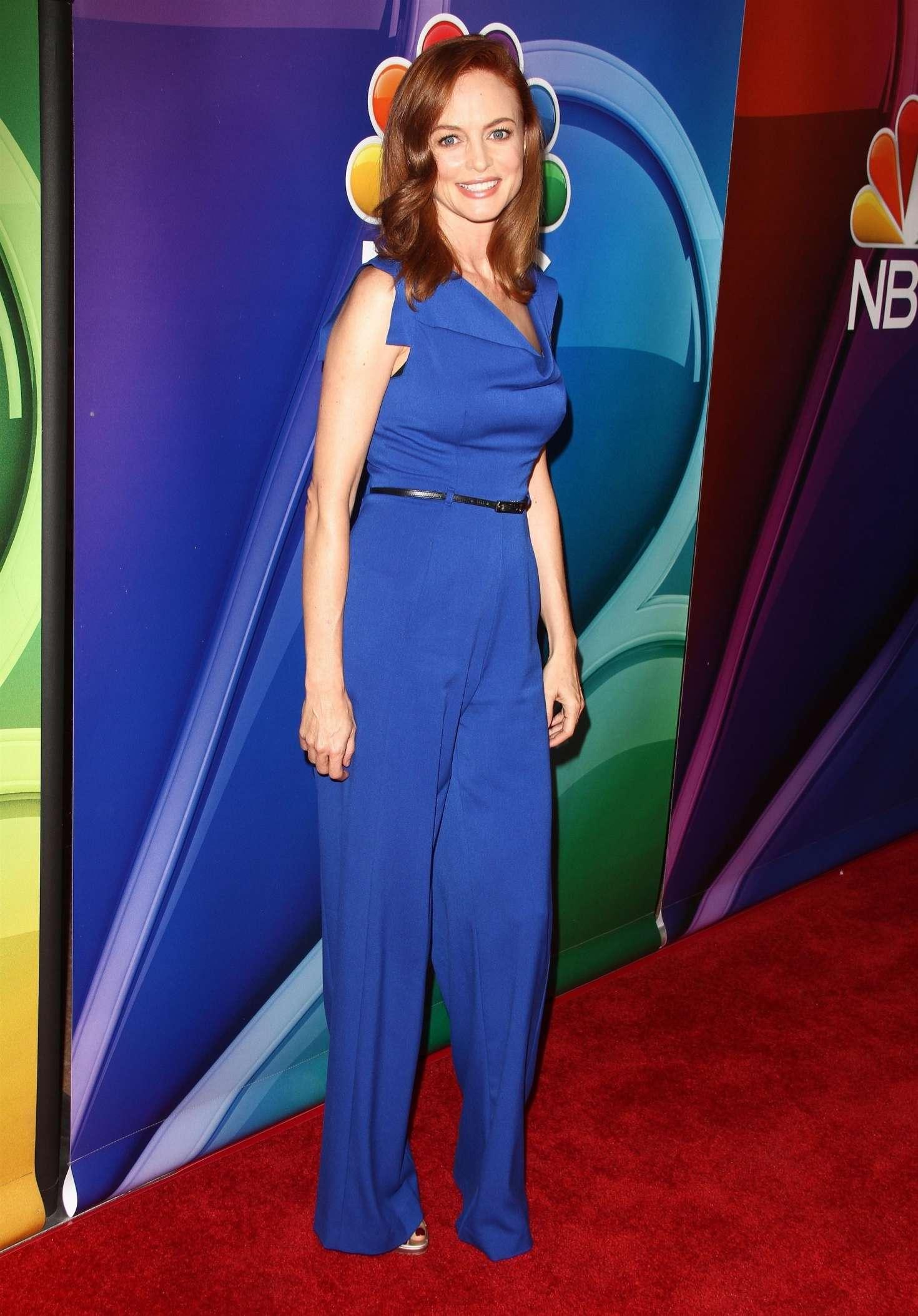 Heather Graham 2017 : Heather Graham: 2017 NBC Summer TCA Press Tour -10