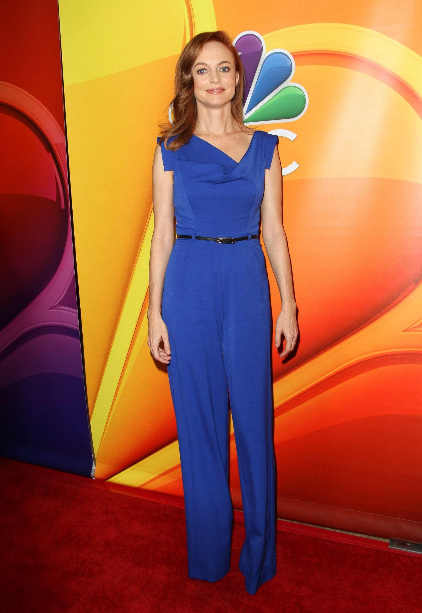 Heather Graham 2017 : Heather Graham: 2017 NBC Summer TCA Press Tour -13
