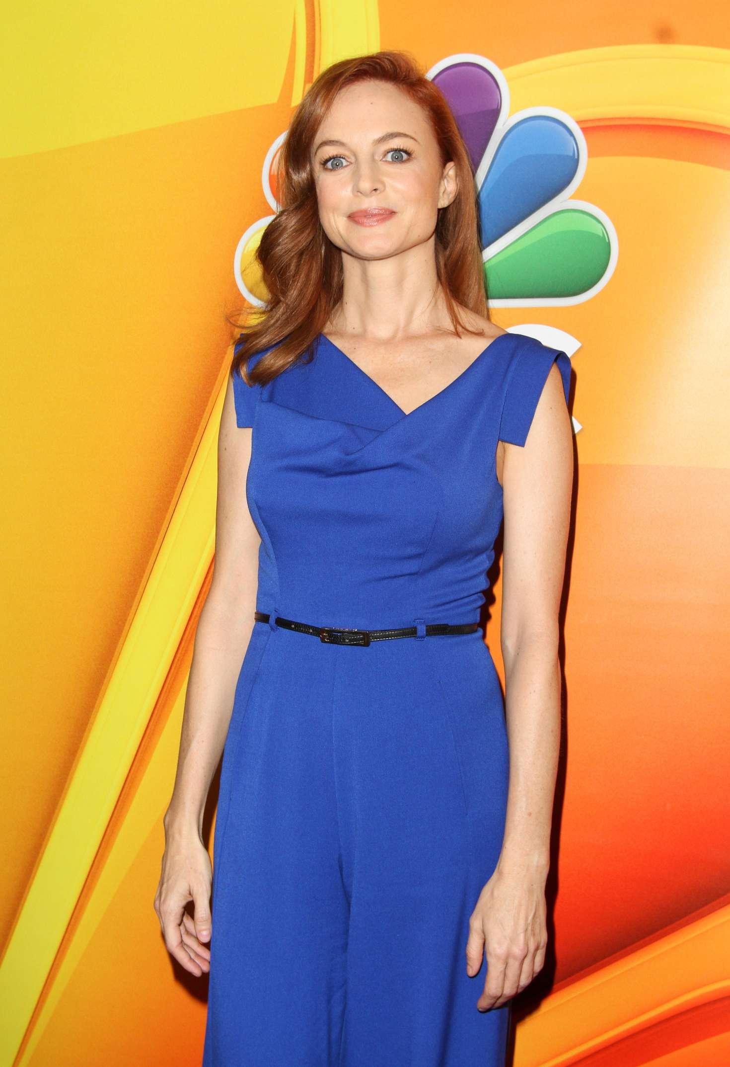 Heather Graham 2017 : Heather Graham: 2017 NBC Summer TCA Press Tour -14