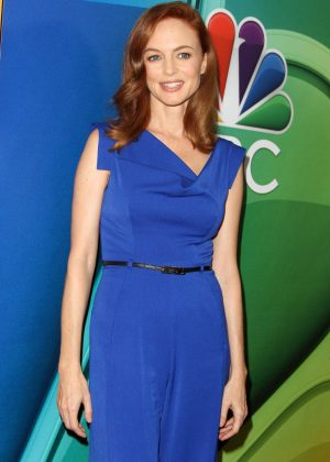 Heather Graham - 2017 NBC Summer TCA Press Tour in Beverly Hills