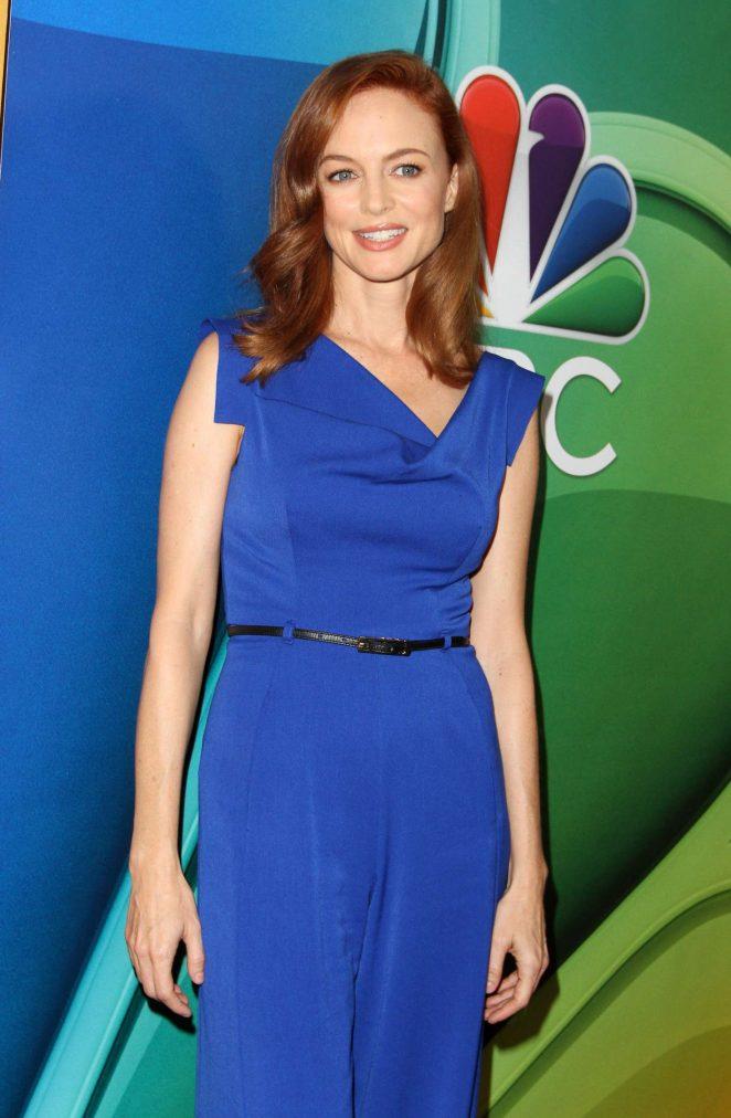 Heather Graham - 2017 NBC Summer TCA Press Tour in Beverly Hills