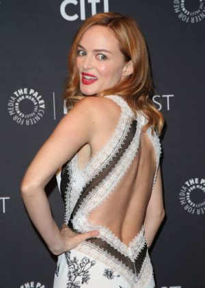 Heather Graham - 2017 Paleyfest Fall TV Preview in Los Angeles