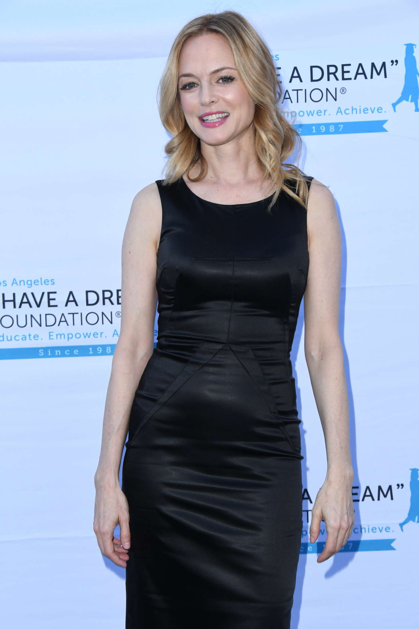 Heather Graham - 6th Annual 'I Have A Dream' Foundation Los Angeles Dreamer Dinner Benefit in LA