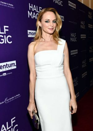 Heather Graham - 'Half Magic' Premiere in West Hollywood