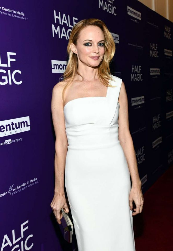 Heather Graham - 'Half Magic' Premiere in West Hollywood