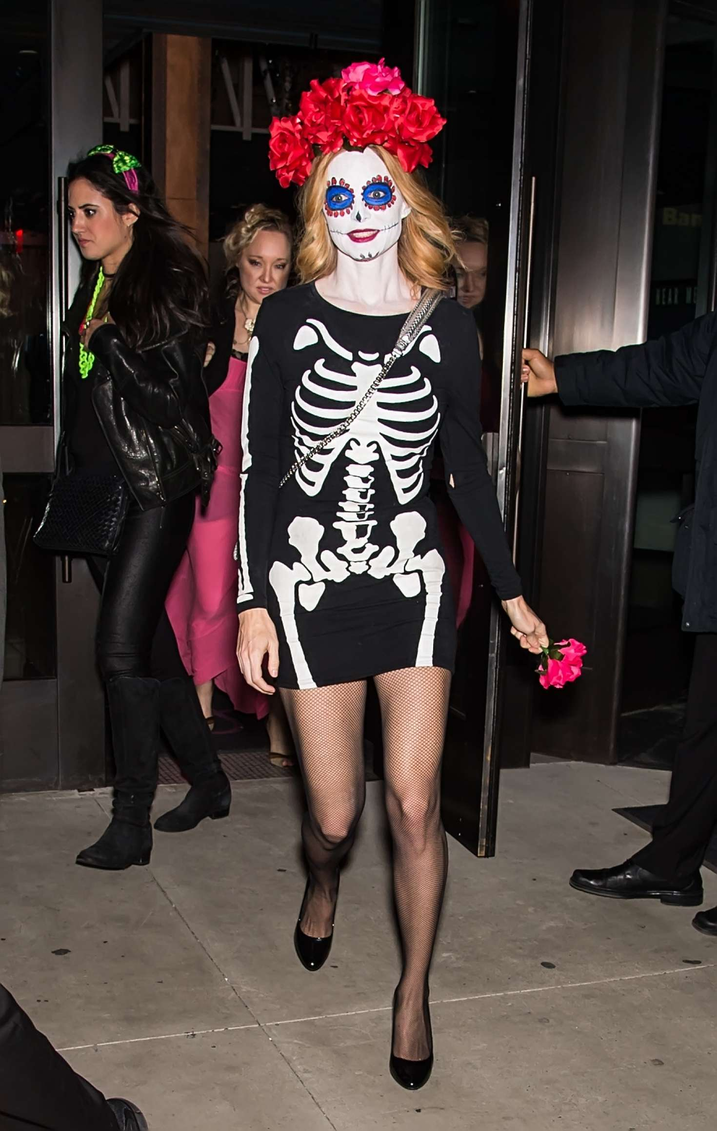 Heather Graham - Heidi Klum's 18th Annual Halloween Party in New York