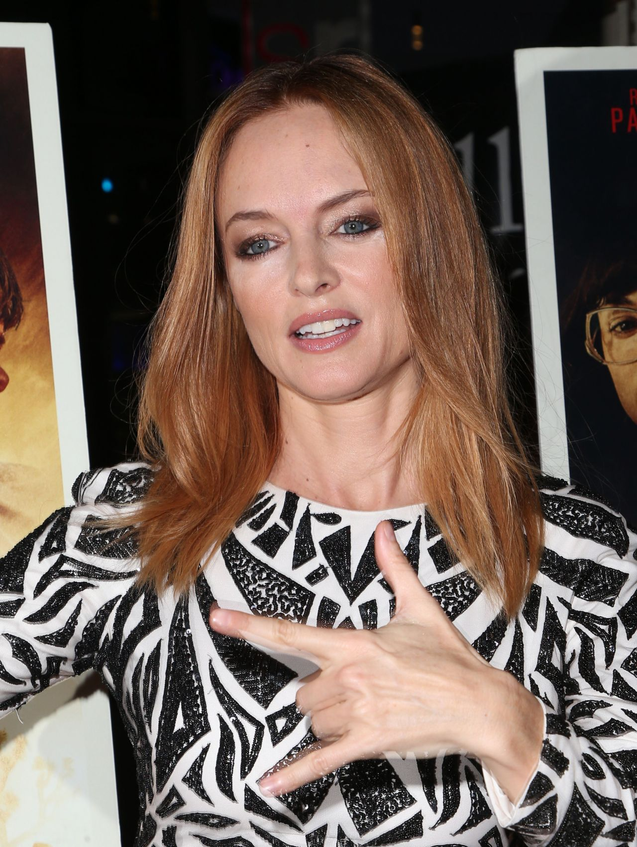 Heather Graham – The Last Rampage Screening in Los Angeles