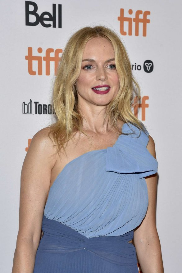 Heather Graham - The Rest Of Us premiere in Toronto