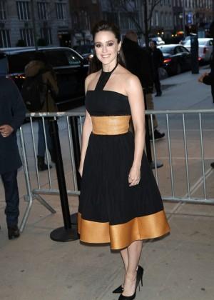 Heather Lind - Arrives at 'Demolition' Premiere in New York