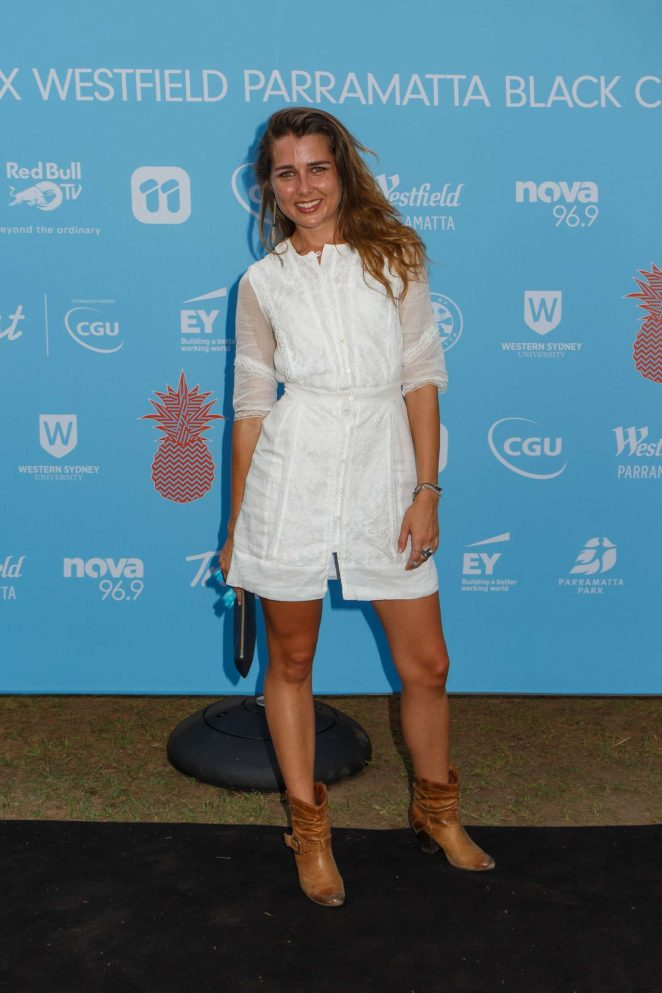 Heather Maltman - Tropfest 25 Film Festival in Sydney