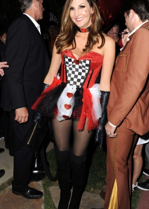 Heather McDonald - Casa Tequila Halloween Party in Beverly Hills
