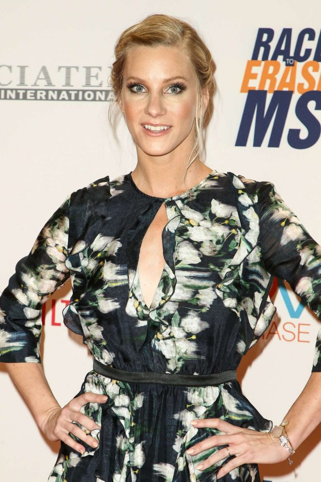 Heather Morris – 24th Annual Race To Erase MS Gala in Los Angeles