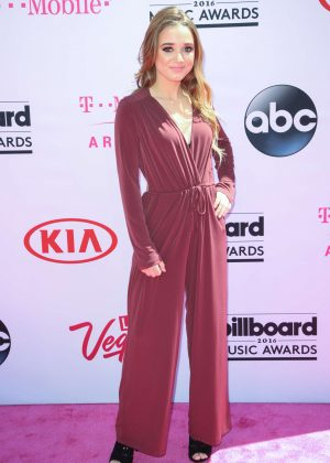 Heather Russell - 2016 Billboard Music Awards in Las Vegas