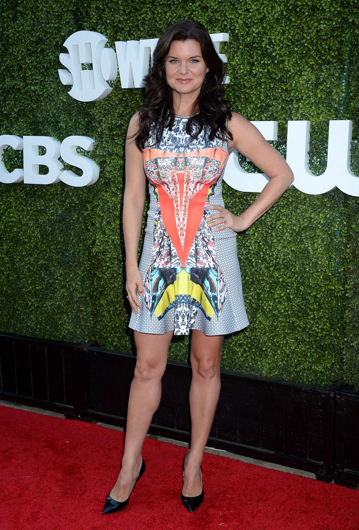 Heather Tom – 2016 CBS CW Showtime Summer TCA Party in ...