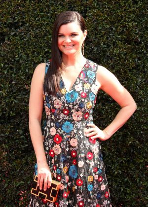 Heather Tom - 2018 Daytime Emmy Awards in Pasadena
