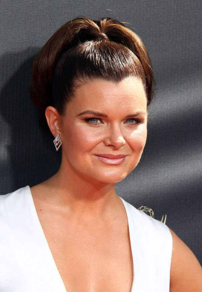 Heather Tom: 2015 Daytime Emmy Awards -10 - GotCeleb