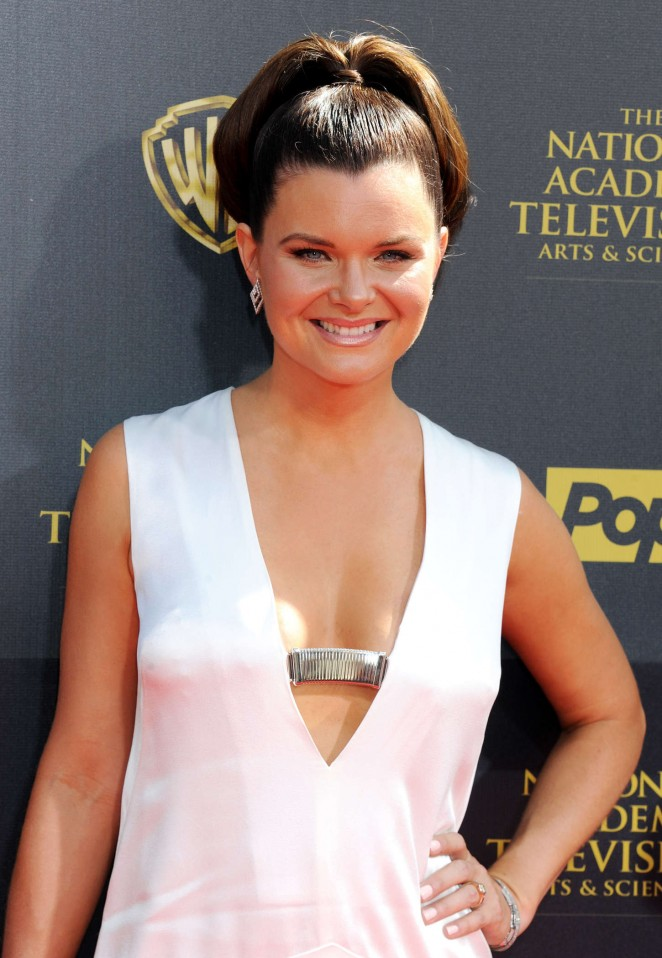 heather tom wedding