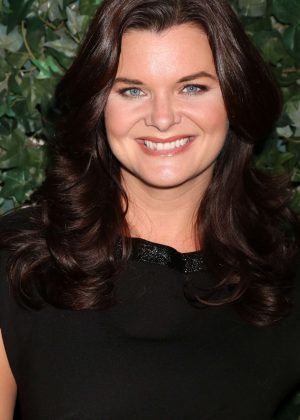 Heather Tom - CBS Daytime #1 for 30 Years Exhibit Reception in Beverly Hills