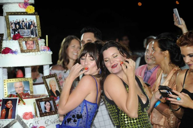 Heather Tom: The Bold and the BeautifulAnniversary Event -04