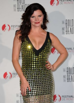 Heather Tom - 'The Bold and the Beautiful'Anniversary Event in Monte Carlo
