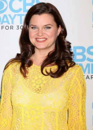 Heather Tom - The Bold and The Beautiful Celebrates in Beverly Hills