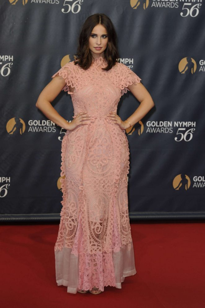 Heida Reed - 56th Montecarlo Television Festival Closing Gala in Monaco