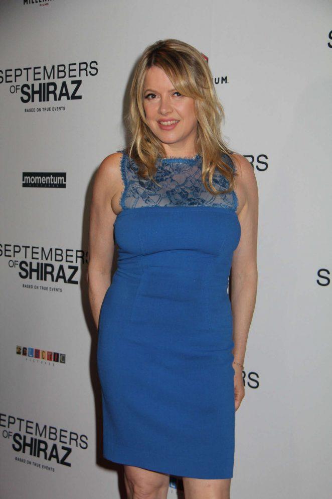 Heidi Jo Markel - 'Septembers of Shiraz' Premiere in Los Angeles