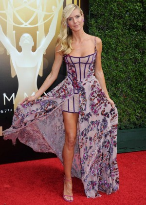 Heidi Klum - 2015 Creative Arts Emmy Awards in LA