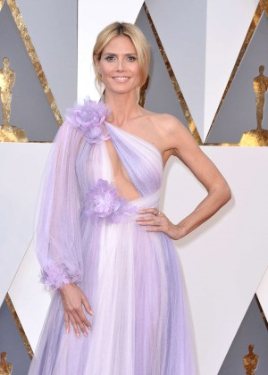 Heidi Klum - 2016 Oscars in Hollywood