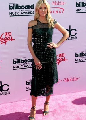 Heidi Klum - 2016 Billboard Music Awards in Las Vegas