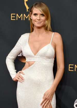 Heidi Klum - 2016 Emmy Awards in Los Angeles