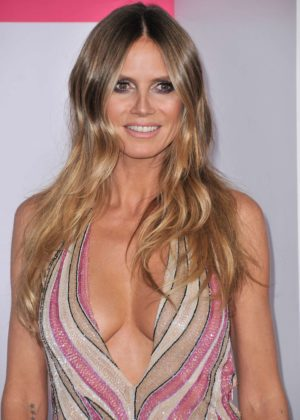 Heidi Klum - 2017 American Music Awards in Los Angeles