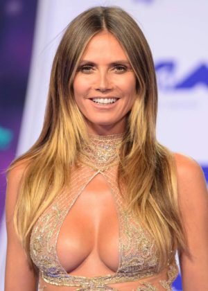 Heidi Klum - 2017 MTV Video Music Awards in Los Angeles