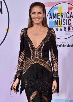 Heidi Klum - 2018 American Music Awards in Los Angeles