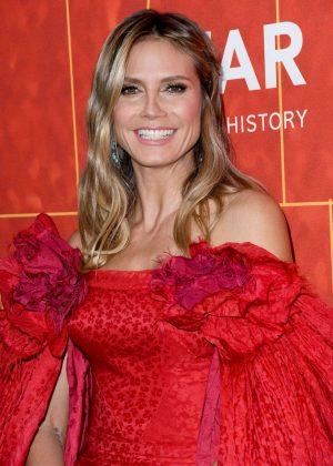 Heidi Klum - 2018 amfAR Inspiration Gala in Beverly Hills