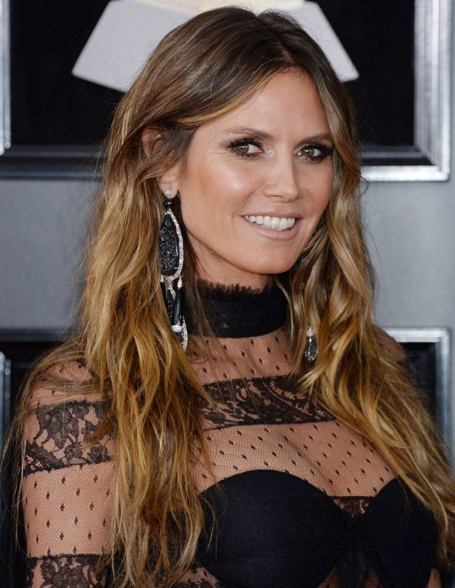 Heidi Klum Hair Color Image Collections Hair Coloring Styles For